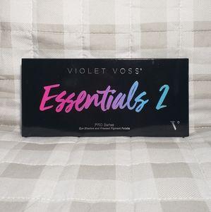 VIOLET VOSS-Essentials 2 Eyeshadow Palette
